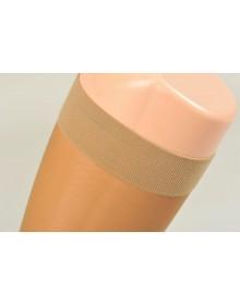Sosete compresive VEINOSTAR 140D  pentru femei Lycra Preventie cls 1