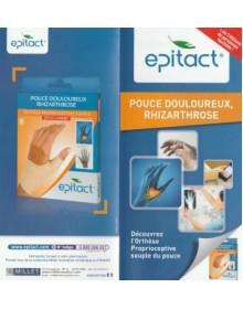 ORTEZA DE MANA -EPITACT pentru rizartroza  degetului mare